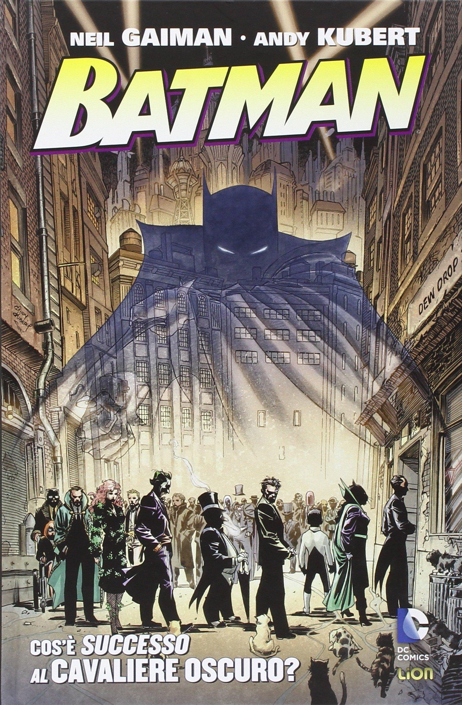 Batman: Cos'è successo al cavaliere oscuro?