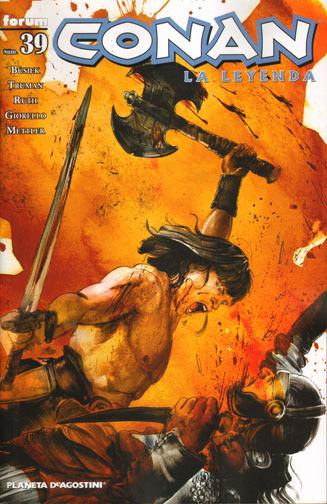 Conan: La leyenda #3...