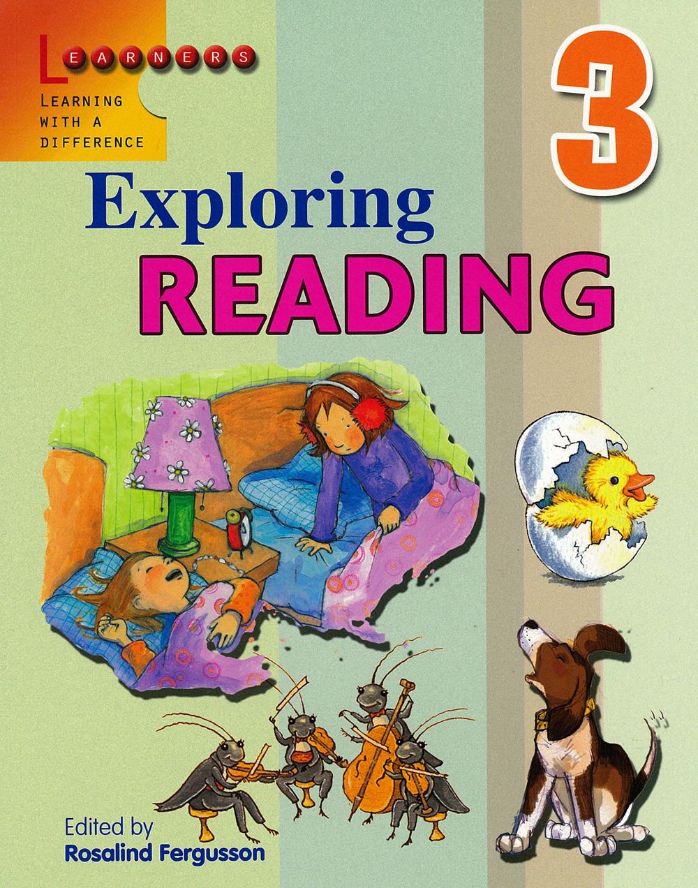 Exploring Reading, 3