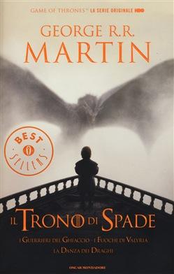 Il trono di spade. Libro quinto delle Cronache del ghiaccio e del fuoco