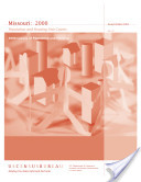 Census of population and housing (2000): Missouri Population and Housing Unit Counts