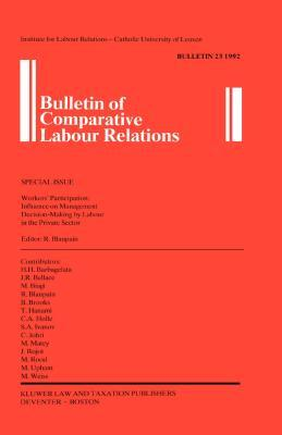 Workers Participation Influence on Management Decision Making by Labor in the Private Sector