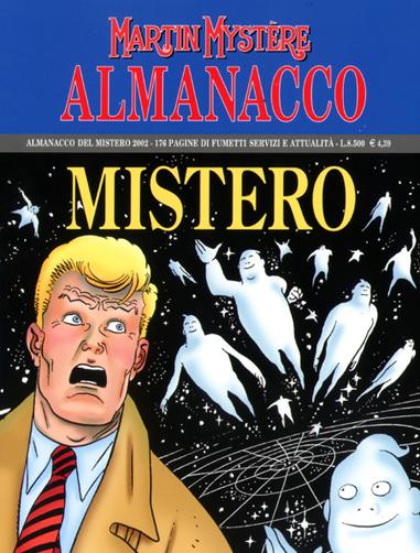 Martin Mystère: Almanacco del mistero 2002