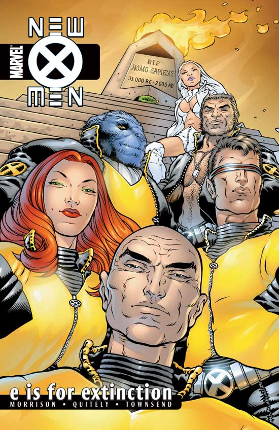 New X-Men, Vol. 1