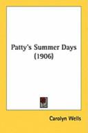 Patty's Summer Days (1906)