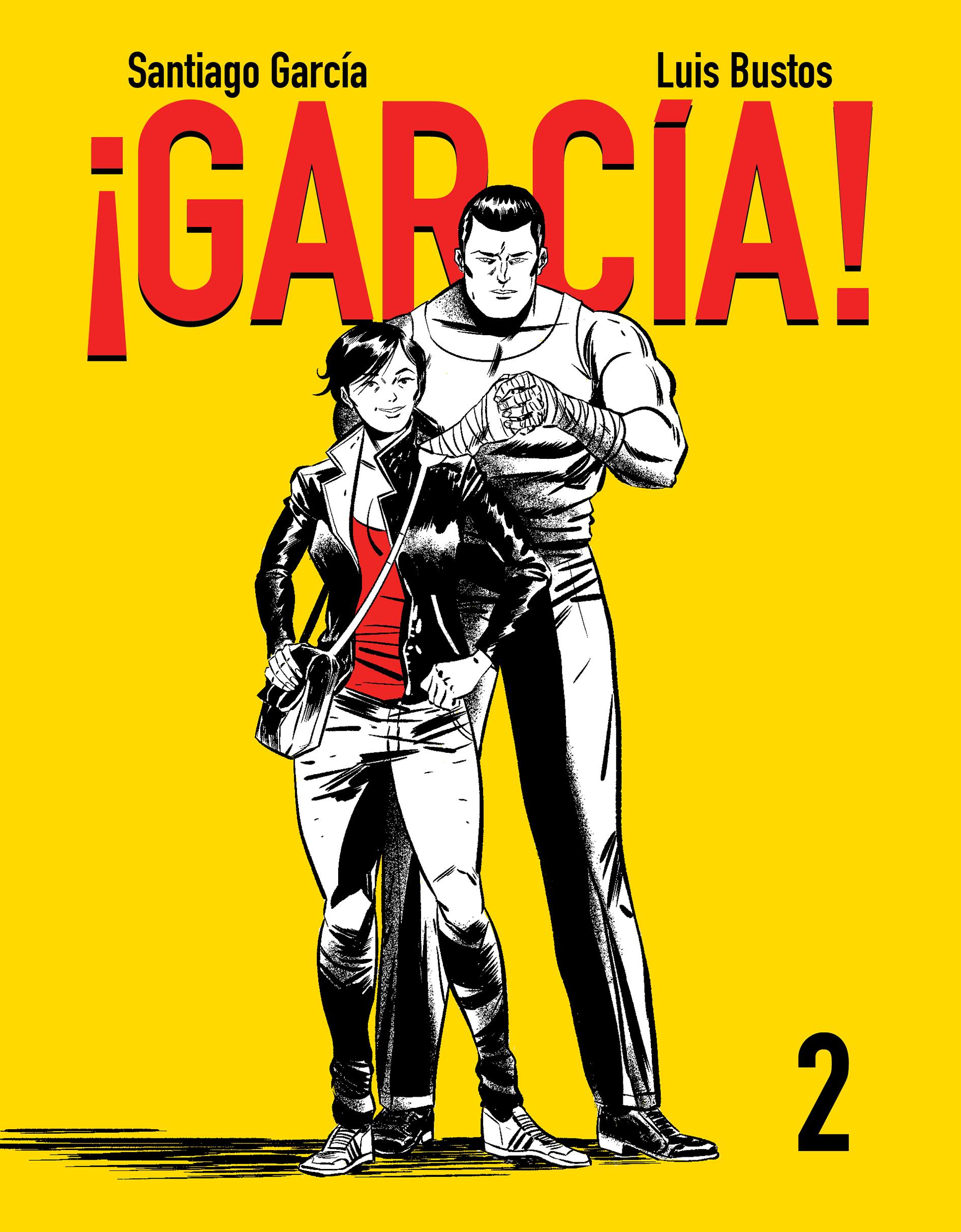 ¡García! #2