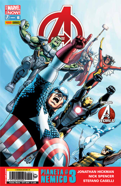 Avengers n. 31