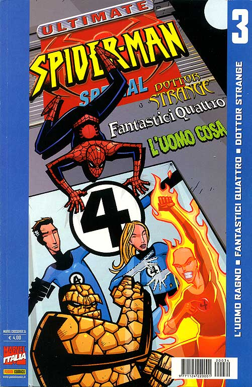 Ultimate Spider-Man Special n. 3
