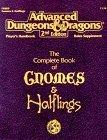 The Complete Book of Gnomes & Halflings