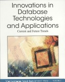 Handbook of Research on Innovations in Database Technologies and .