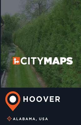 City Maps Hoover Alabama, USA