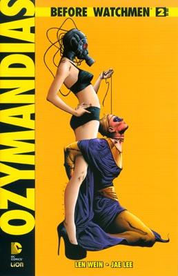 Before Watchmen: Ozy...