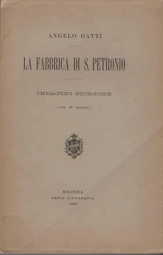 La fabbrica di S. Petronio