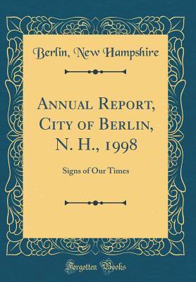 Annual Report, City ...
