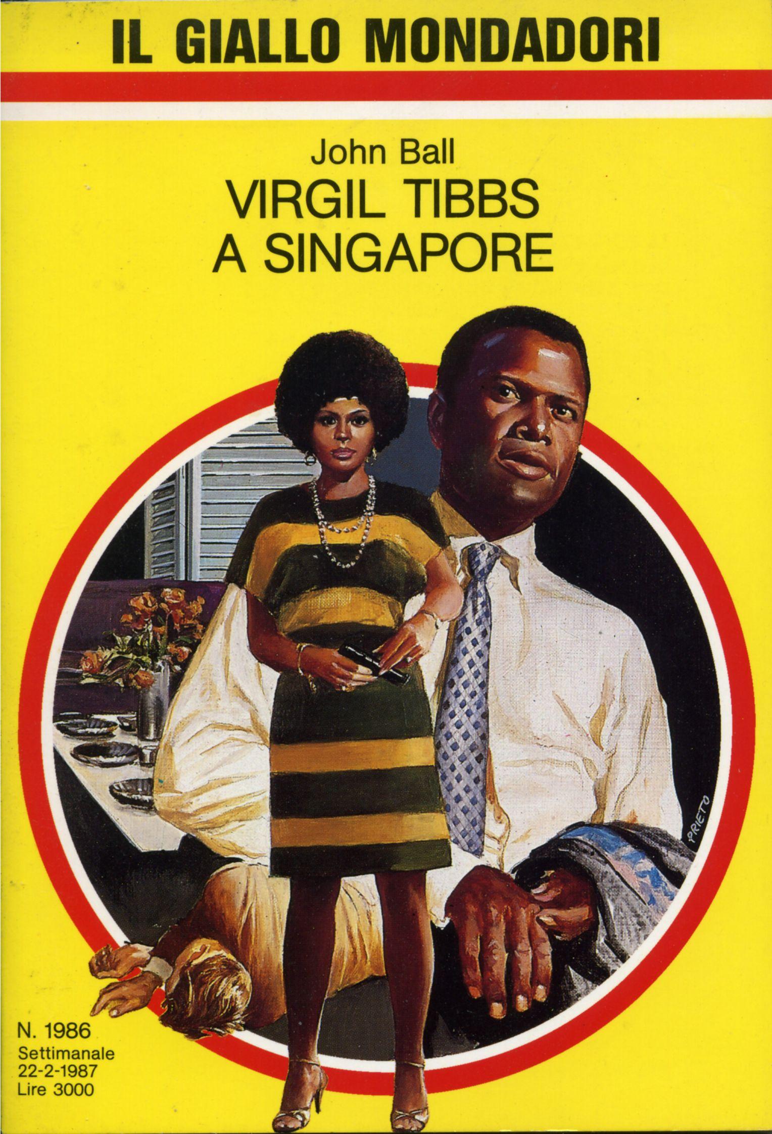 Virgil Tibbs a Singa...
