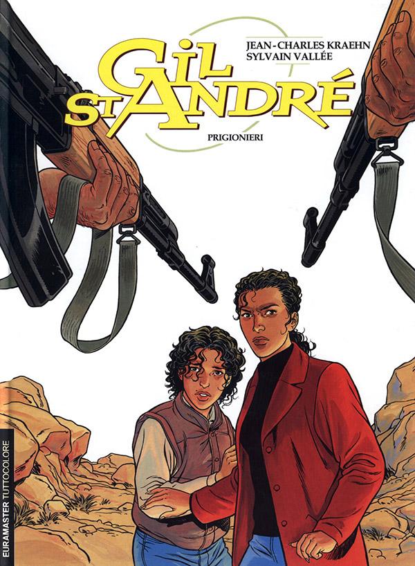 Gil St. André Vol. 7: Prigionieri