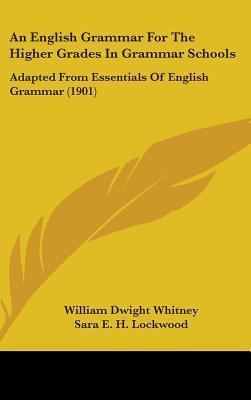 An English Grammar f...