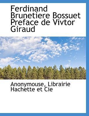 Ferdinand Brunetiere...