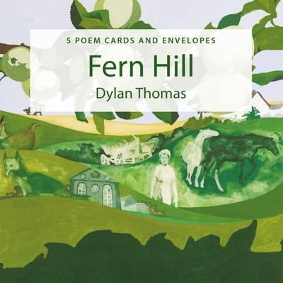 Poster Poem Cards - Fern Hill