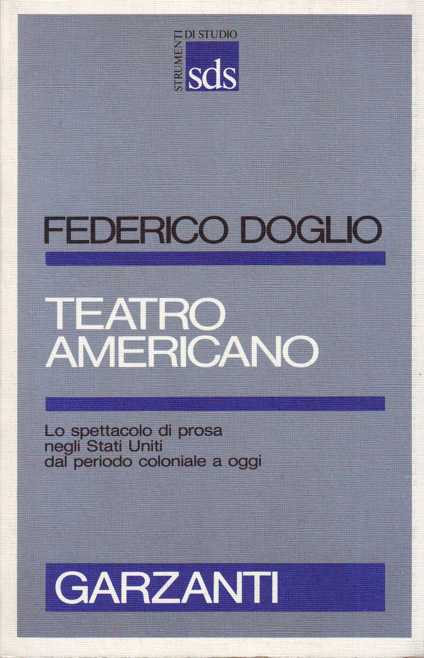 Teatro americano
