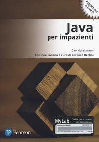 Java per impazienti. Ediz. Mylab. Con Contenuto digitale per download e accesso on line