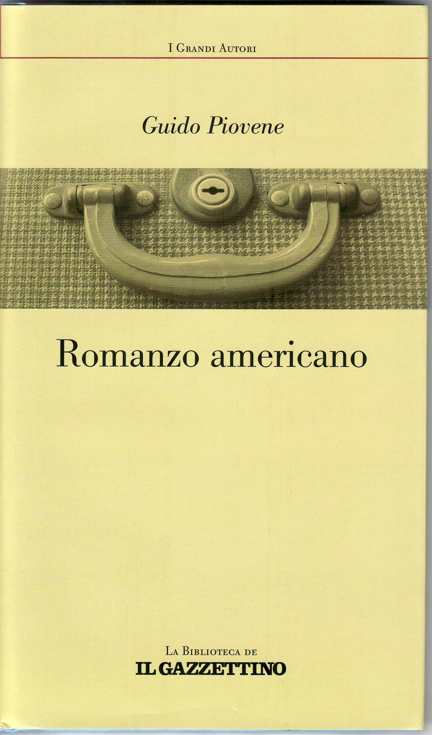 Romanzo americano