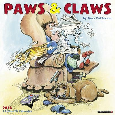 Gary Patterson's Paws & Claws 2018 Calendar