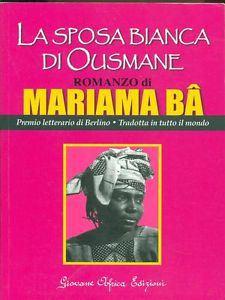La sposa bianca di Ousmane