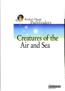 Creatures of the air and sea