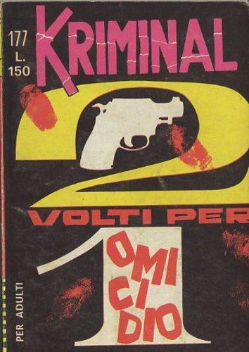 Kriminal n. 177