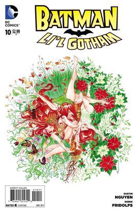 Batman: Li'l Gotham Vol.1 #10