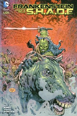 Frankenstein agente dello S.H.A.D.E. vol. 3: Mondo Putrido