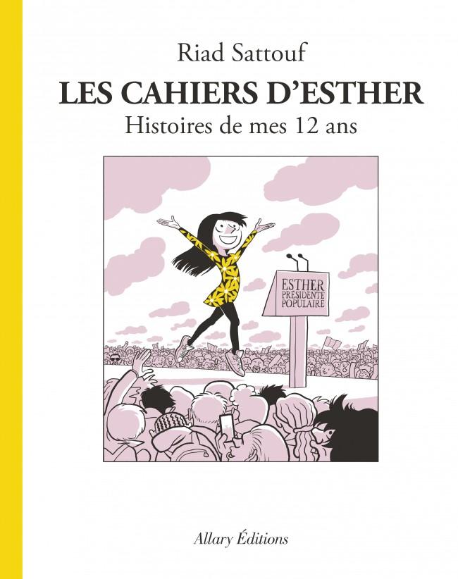 Les cahiers d'Esther...