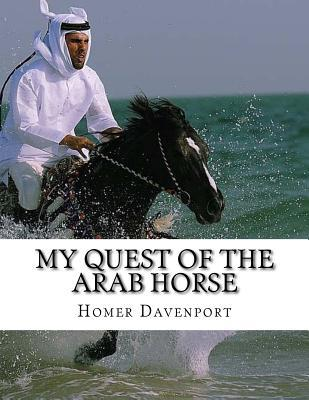 My Quest of the Arab...