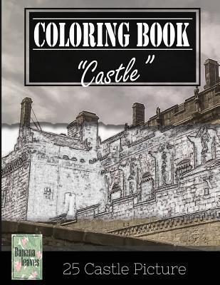 Castle Coloring Book