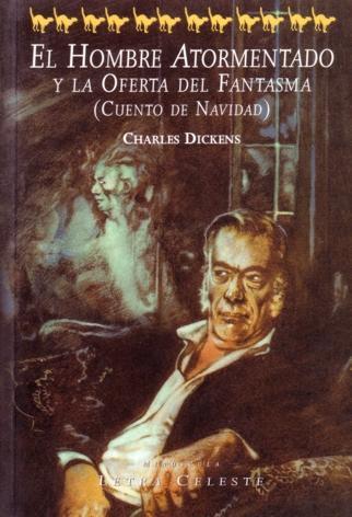 El hombre atormentado y la oferta del fantasma