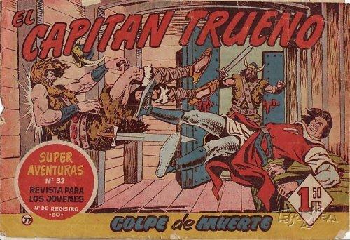 El Capitán Trueno #77