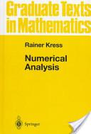Numerical Analysis: v. 181