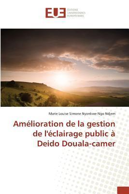 Amelioration de la Gestion de l'Eclairage Public a Deido Douala-Camer