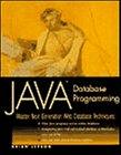 Java Database Programming
