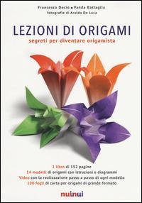 Lezioni di origami. ...