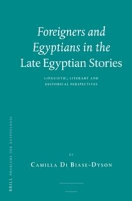 Foreigners and Egyptians in Late Egyptian Stories