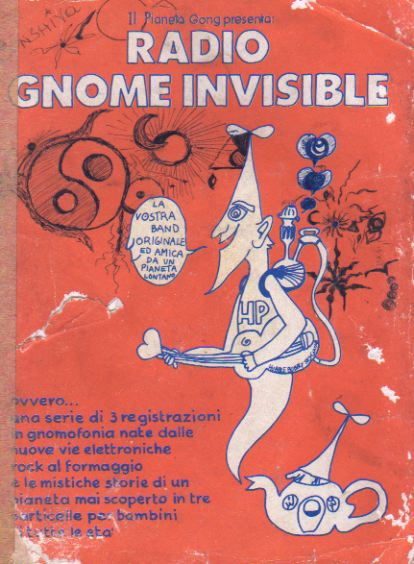 Radio Gnome Invisible & What's Gong on?
