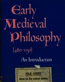 Early medieval philosophy (480-1150)