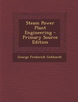 Steam Power Plant Engineering