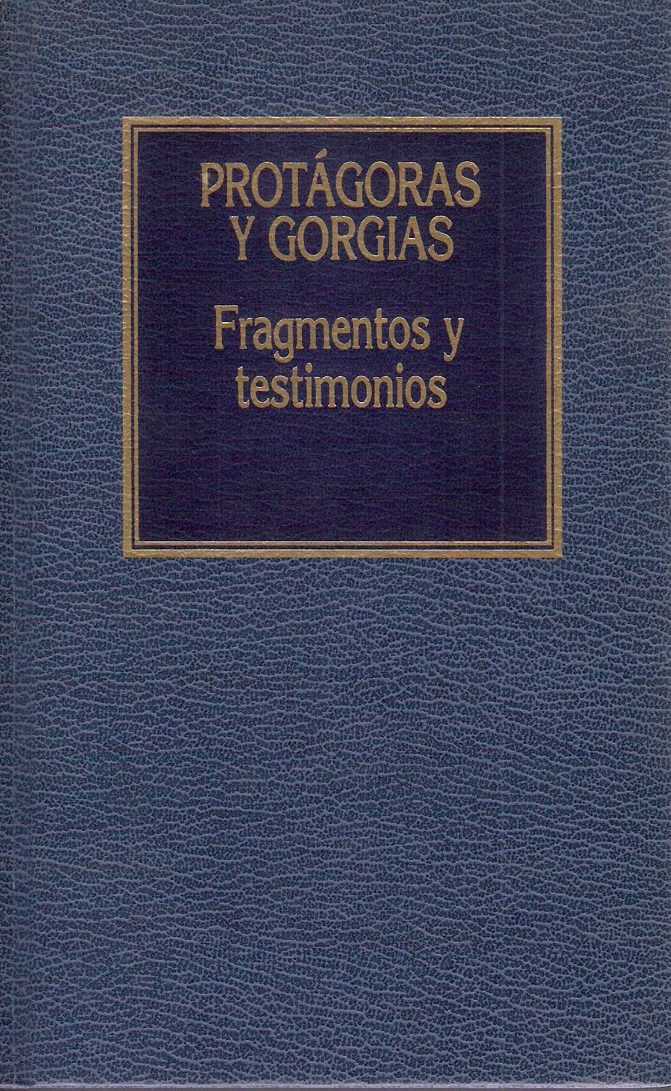 Fragmentos y testimonios