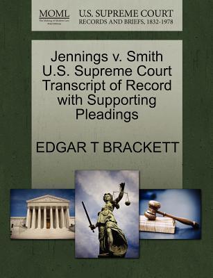 Jennings V. Smith U....