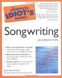 Complete Idiot's Guide to Songwriting, 2E