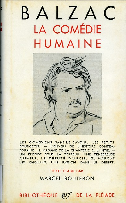 La Comédie humaine,...