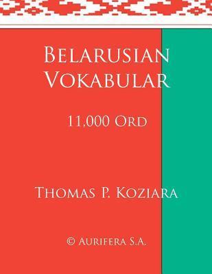 Belarusian Vokabular